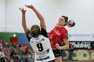 #Mieke-Duevel_HSG Hannover Badenstedt vs TG Nuertingen-7947