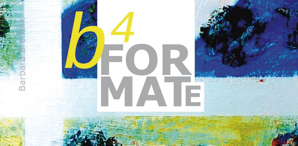 Ausstellung Formate b4