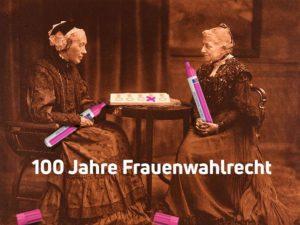 100-Jahre-Frauenwahlrecht
