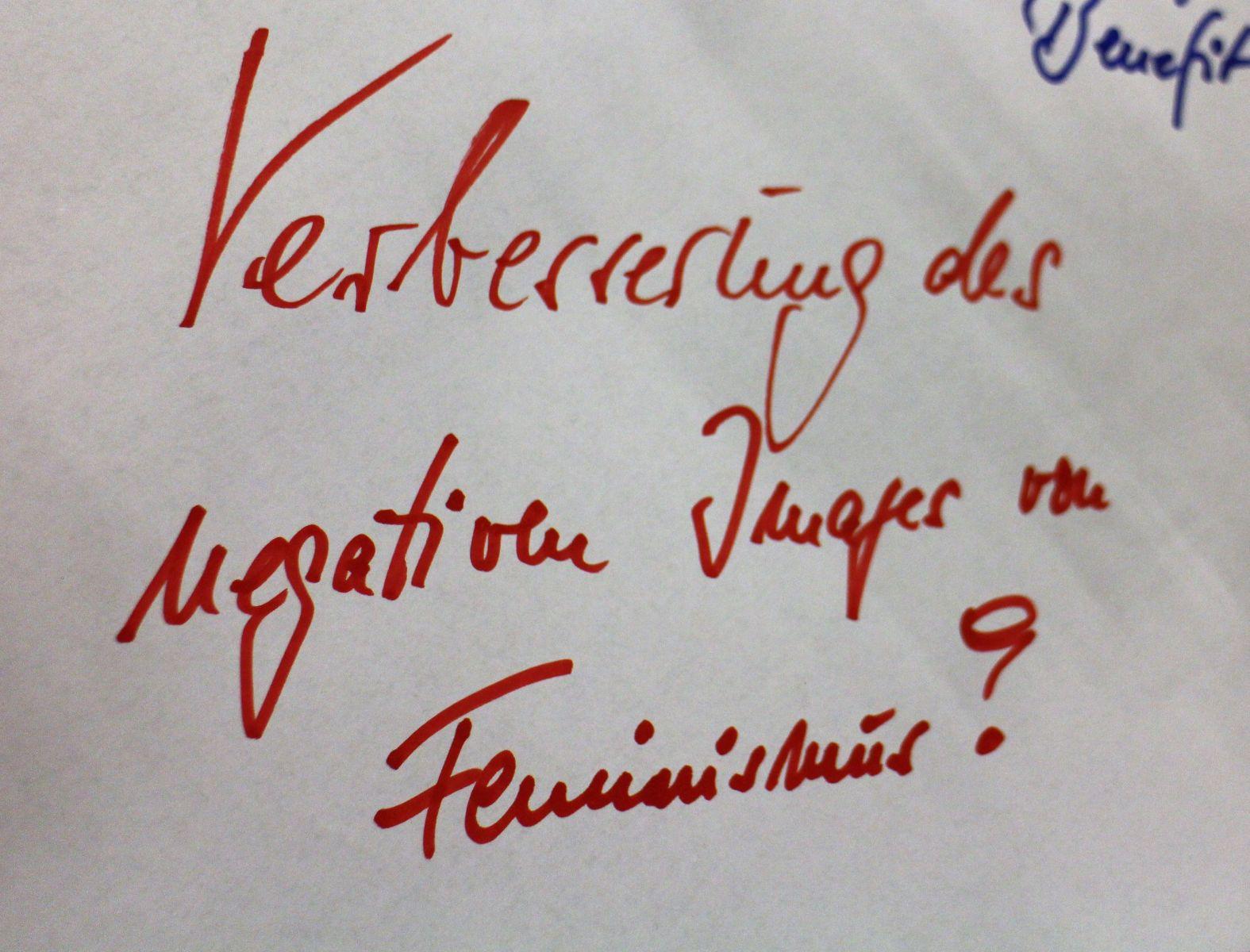 FeministischesBarcamp
